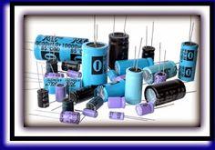 Revista ELEKTRONIKA: Los condensadores electrolíticos