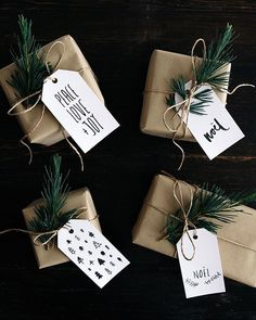 brown paper packages tied up with string👌🏻🎅🏼 ...christmas confession, I may have only just started gift shopping & christmas day is only 10 sleeps away!! ah! 😁 if you haven't already downloaded my free printable gift tags to add to your gifts, there is still time, & two different designs to choose from! simply visit the 'resources' page on the G&F site to download. enjoy friends! ✌🏻️x #gatherandfeast