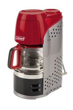 Propane Coffeemaker | 32 Things You'll Totally Need When You Go Camping