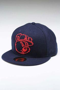 af598b41a7b True Love and False Idols Mean Mug New Era ~ It s a Kumu Bear hat!