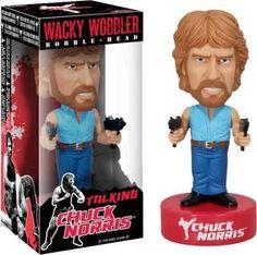 Melinterest Argentina. Chuck Norris - Con Sonido - Wacky - Funko - Collectoys.
