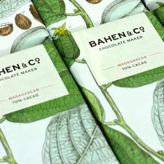 Bahen and Co 70% cacao chocolate