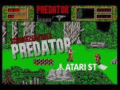 Predator - Atari ST (1987)
