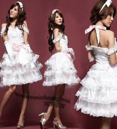 Ero Shiro Sweet Lolita Model