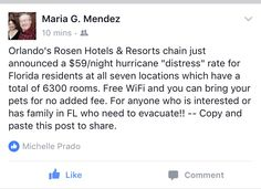 Hurricane Party, Free Wifi, Hotels And Resorts