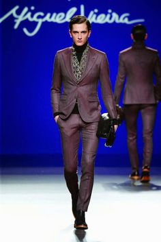 Miguel Viera Fall Winter 2015