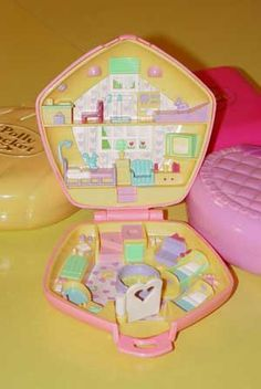 Polly Pocket Nursery School... this is the one i had.. LOVED it