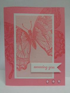 Swallowtail by RachelsCraftRoom - Cards and Paper Crafts at Splitcoaststampers