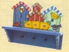 Artesanato Passo A Passo Decoupage – Presentear as pessoas que você gosta com produtos artesanais, é