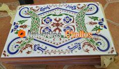 Azulejos decoración Andaluza