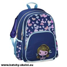 Školní batoh Hama Holčička - Doprava Zdarma Ll Bean, Backpacks, Bags, Fashion, Handbags, Moda, Fashion Styles, Totes, Backpack