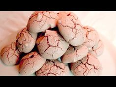 Několik ingrediencí a minut | Budete je milovat a vždy je uvaříte! # 430 - YouTube Sweets Recipes, Cookie Recipes, Desserts, 3 Ingredient Cookies, Sugar Love, Peanut Brittle, Few Ingredients, Pavlova, Cake Cookies
