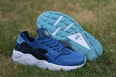 new product 6f01b 02629 Nike Air Huarache Military Blue Obsidian Force Nike Air Huarache, Running  Shoes For Men,