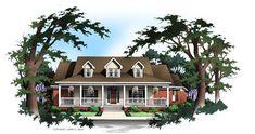 Oak Pointe House Plan - 8481