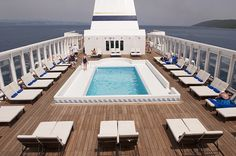 MV Aegean Odyssey is a small ship rebuilt especially to cruise the Mediterranean, visiting small ports, and the Far East - sail upriver to the heart of Yangon. Southeast Asia, Sailing, Cruise, Journey, Europe, Ship, Italy, Tours, Outdoor Decor