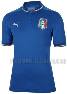 Italy PUMA 1982 World Cup 30th Anniversary Home Jersey