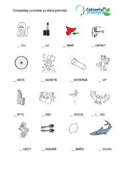 Diferentierea sunetelor R – L în pronunție, scris și citit | Cabinetulpsihologului.ro Romanian Language, Activities For Kids, Crafts For Kids, Printed Pages, Activity Sheets, Preschool Worksheets, Kids Education, Pre School, Learning