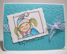 F4A144 Baby It's Cold by grannytranny - Cards and Paper Crafts at Splitcoaststampers