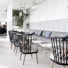 "Yes please! ""The standard"" restaurant and jazz club in Copenhagen . #Inspiration#Copenhagen#gubi#patriciaurquiola#restaurant#fresh#cool#furniture#sophisticated#contemporary#chic#fashion#style#interiordesign#interior#homedecor#decor#architecture#nyc#saopaulo#sydney#designcrush#instagood#picoftheday#instadesign#instainteriors#love#classic#ejordaodesignloves by erick_jordao"