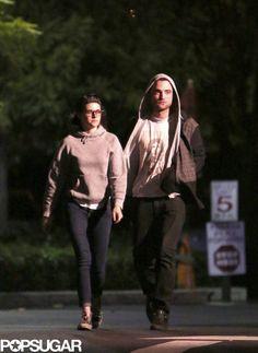 Exclusive Photos | Kristen Stewart and Robert Pattinson's Friday Date Night