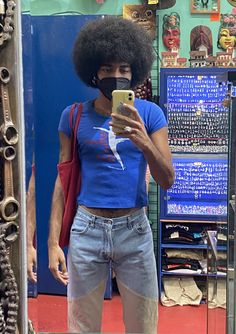 Afro, Men Hair Color, Vetement Fashion, Cool Outfits, Fashion Outfits, Streetwear Fashion, Streetwear Men, Boy Hairstyles, Aesthetic Clothes