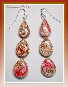 Read my Blog post about my polymer clay jewelry