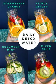 Detox Water Recipes For Weight Loss,Flat Tummy Detox Water Recipes,Cleanses Detox Water Recipes,Detox Water Recipes For Skin,Fat Burning Detox Water Recipes Healthy Detox, Healthy Drinks, Healthy Life, Healthy Living, Healthy Recipes, Easy Detox, Healthy Water, Healthy Meals, Vegetarian Recipes