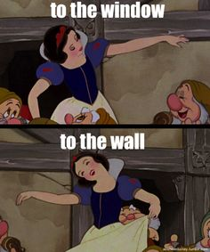 That Awkward Disney Moment