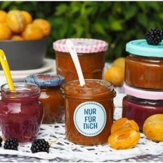Marmelade ohne Gelierzucker: so verarbeite ich reife Früchte aus dem Garten - Food & Travel-Blog