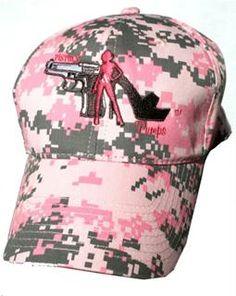 Digital Camo Cap Women s Shooting 97f7b46a492