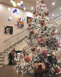 Image result for kylie kardashian christmas tree