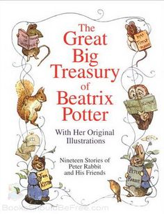 The Tale of Peter Rabbit and other favourites from Beatrix Potter - downloadable MP3