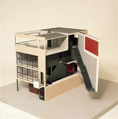 Introduction Citrohan home is, within three basic prototypes (Domino, Monol, Citrohan) created by Le Corbusier to create housing could be built in series like machinery, the most developed throughout his career.