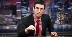 John Oliver's brilliant, silly, informative, and hysterical 'Last Week Tonight' is officially my obsession.