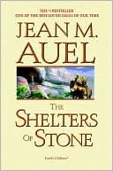 The Shelters of Stone, by Jean Auel-the supposed 'last' book in the series.  Just read that there's another one.  Yahoo!