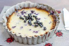 Kaura-mustikkapiiras – Hellapoliisi Good Food, Yummy Food, Just Eat It, Sweet Pastries, Sweet Pie, Something Sweet, Sweet And Salty, Desert Recipes, No Bake Desserts