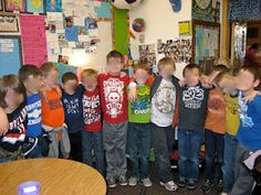 Read My Shirt Day - Great spirit day activity for Read Across America / Read-a-Thon Week.