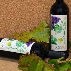 """BELCORE 2013 IGT Toscana Rosso """"Azienda Agricola I GIUSTI  ZANZA VIGNETI"""""""