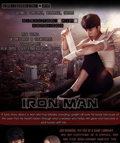 Iron Man Episode 1 - 아이언맨 - Watch Full Episodes Free - Korea - TV Shows - Viki