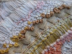 embroidery stitches by kayla coo, via Flickr