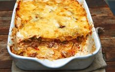 Kartoffel-Lasagne - [ESSEN UND TRINKEN]
