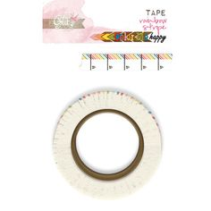 Glitz COLOR ME HAPPY Washi Tape - Stripe