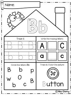 Alphabet Worksheets, Preschool Worksheets, Learning To Write, Learning Games, Daycare Crafts, Preschool Crafts, Letter D Worksheet, Letter D Crafts, Pre K Curriculum