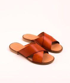 KAUF DICH GLÜCKLICH Cajala Slipper arcil Ballerinas, Jeans Style, Slip On, Sandals, Shopping, Shoes, Women, Fashion, Clay