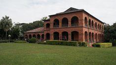 홍마오청 Fort San Domingo, 대만 여행, 단수이