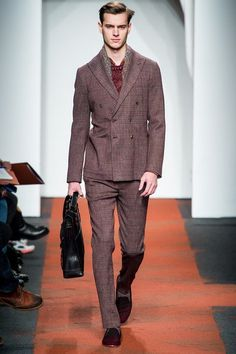 Missoni Fall 2013 Menswear Collection Photos - Vogue