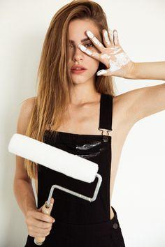 Bridget Satterlee by (Ph. Bridget Satterlee, Beautiful People, Beautiful Women, Model Test, Bad Girl Aesthetic, Local Girls, Pretty Face, Fashion Models, Fashion Photography
