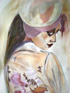 portret Odette