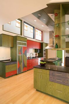 Amazing Kitchen! By Talaat Architects  http://www.facebook.com/talaatarchitects