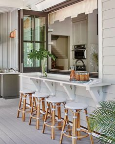 "181 Likes, 7 Comments - Keren Brown Interiors (@kerenbrown) on Instagram: ""We love a gorgeous and functional servery - this one featured in the @southernlivingmag Showhouse…"""
